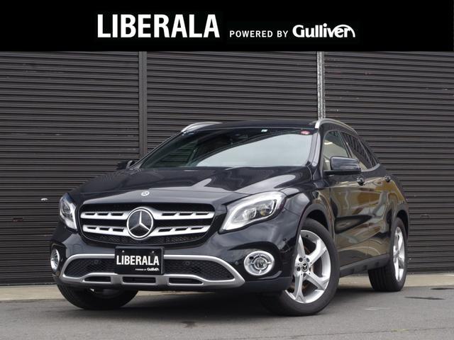 メルセデス・ベンツ GLAクラス GLA2204マチック レーダーセーフティP 黒レザーシート