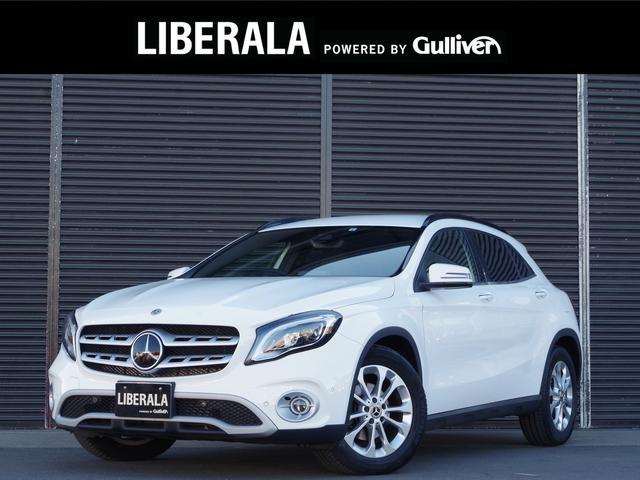 メルセデス・ベンツ GLAクラス GLA180 レーダーセーフティPKG・LKA・ブラインドスポットアシスト・ACC・キーレスゴー・PWテールゲート・純正ナビ・フルセグTV・Bluetooth/Apple Car Play/AndroidAuto