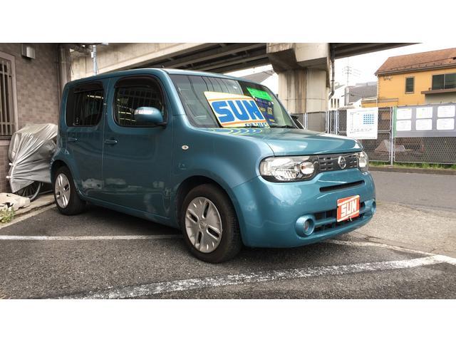 日産 15X インディゴ+プラズマ 特別限定仕様車 ナビテレビ