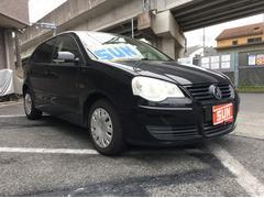 VW ポロレザーパッケージ 禁煙車 シートヒーター ETC CD