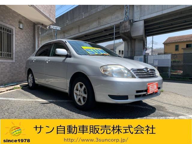トヨタ X キーレス CD A/C エアバック