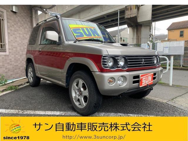 リンクスX ターボ パートタイム4WD CD アルミ