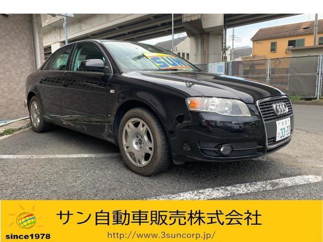 「アウディ」「A4」「セダン」「東京都」の中古車