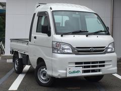 ハイゼットトラックジャンボ 運転席/助手席シートスライド&リクライニング