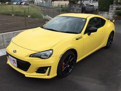 BRZGT 限定100台特別仕様車Yellow Edition