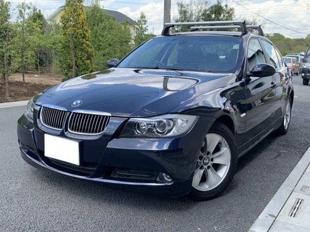 BMW 3シリーズ 323i ETC キーレス パワーシート HID ABS 助手席エアバッグ 運転席エアバッグ サイドエアバッグ
