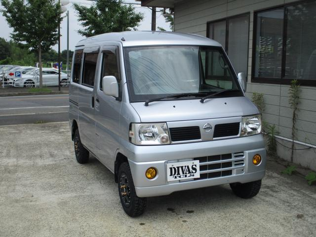Photo of NISSAN CLIPPER VAN GL / used NISSAN