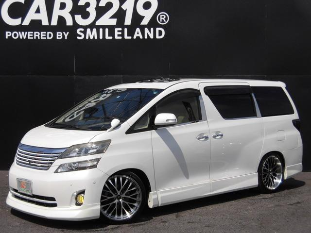トヨタ 3.5V Lエディション SR 革 エアロ 車高調 20AW