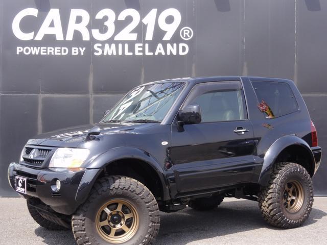 三菱 ショート ZR ボディーリフトアップ RAYS TE37X 16インチAW 社外マフラー 5MT PanasonicストラーダSDナビ タイミングベルト交換済み シートカバー 後期型