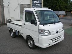サンバートラックTB 4WD 3方開 エアコン・パワステ