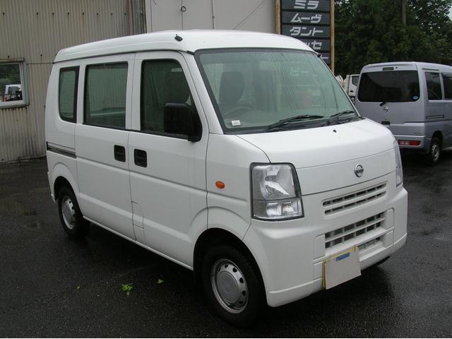 日産 DXハイルーフ 三菱カーナビNR-MZ20 集中ドアーロック