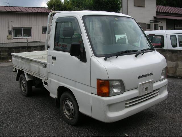 スバル サンバートラック TB 4WD 3方開 F5速マニュアル...
