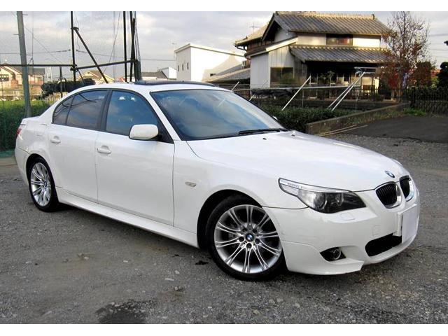 BMW 525i Mスポーツパッケージ 記録簿 バックカメラ