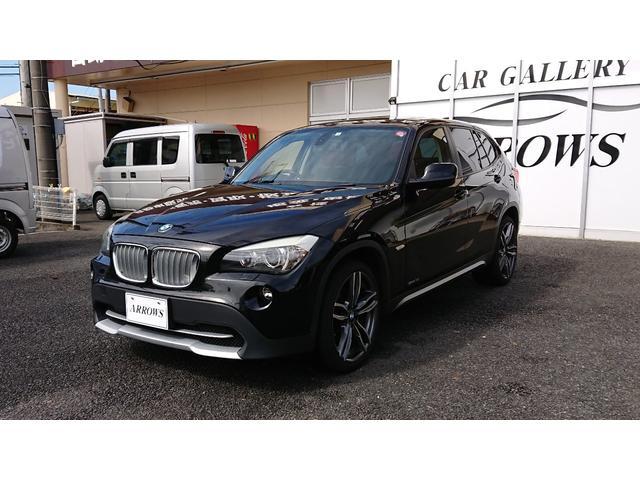 BMW X1 sDrive 18i 純正ナビ・TV・サンルーフ