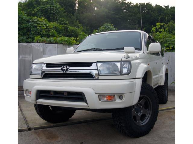 トヨタ SSR-X ホワイトプレミアム 4WD ETC AT