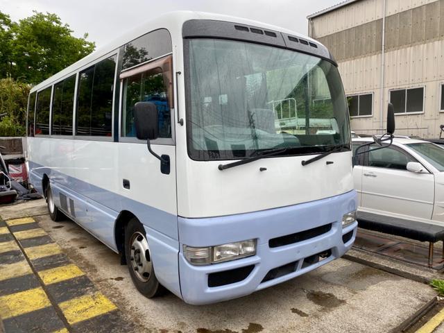 いすゞ ジャーニーバス  いすゞ Isuzu 日産 NISSAN マイクロバス ジャーニーバス 29人乗り バス AT オートマ