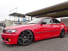BMW318i MスポーツPKG 禁煙 ローダウン 19AW SR