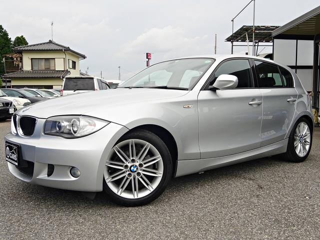 BMW 116i MスポーツPKG 禁煙車 HDD ETC Bカメラ