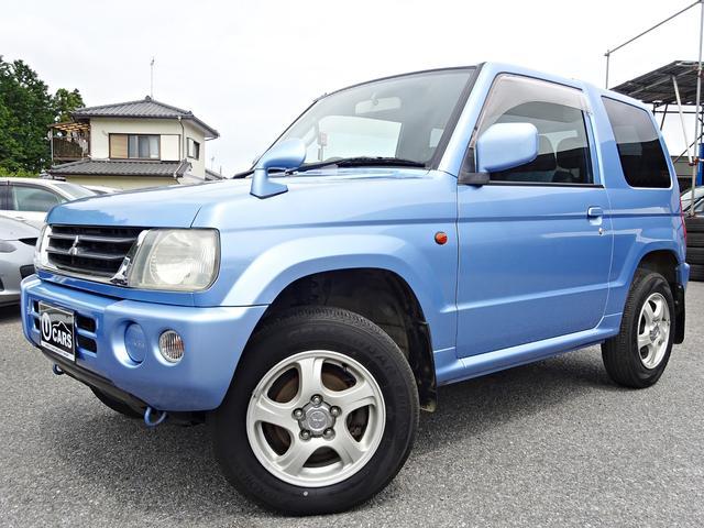 三菱 X 4AT NAエンジン 2WD CDデッキ キーレス シートリフター 純正15インチAW