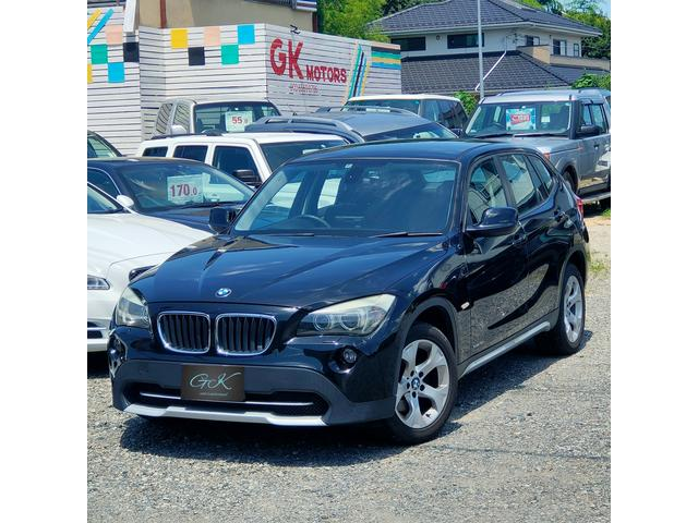 BMW X1  ナビ バックカメラ アルミホイール ETC