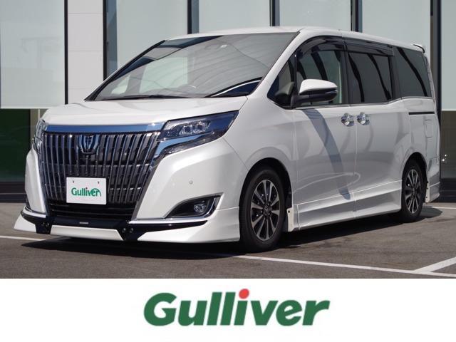 トヨタ Gi プレミアムパッケージ TRD 衝突軽減 後席モニター