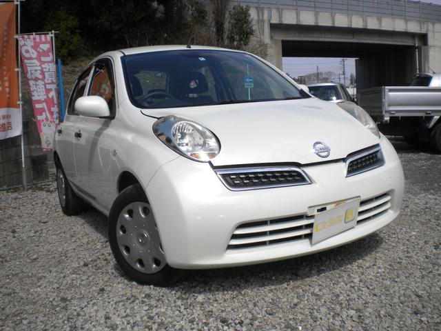 日産 12Sコレット キーレス 自社保証 車検整備付 新規車検2年
