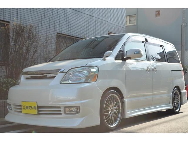 トヨタ X スペシャルエディション 両側電動スライド リアモニター