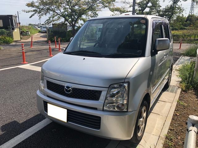 マツダ FX 今月限り ナビ・ETC付き タイミングチェーン
