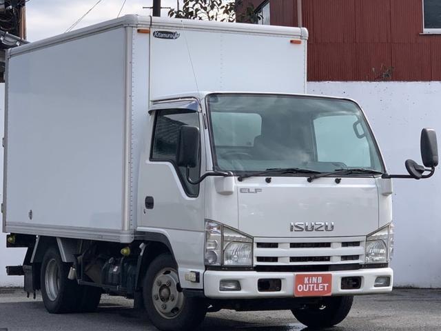 いすゞ  ナビ Bカメラ ETC 3t フロアAT iストップ