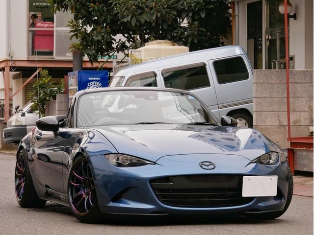 マツダ S 社外LSD 社外車高調 ワンオーナー 社外マフラー6MT