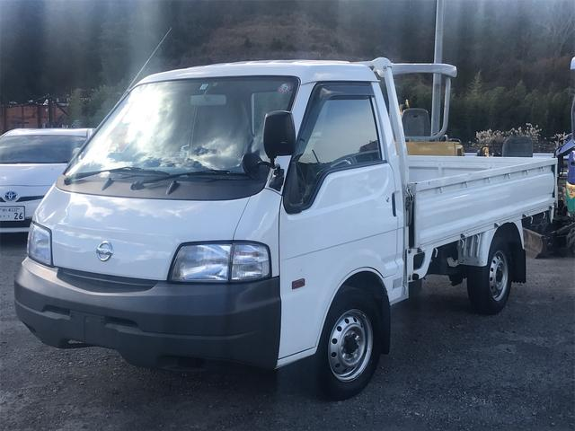 日産 バネットトラック スーパーローGL オートマ AT 社外ナビ Bluetooth接続 エアコン パワステ パワーウィンドウ エアバック