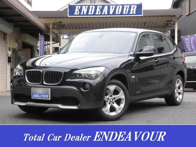 BMW X1 sDrive 18i 保証 ナビ Bカメラ コンフォートアクセス HIDヘッドライト ETC 純正AW