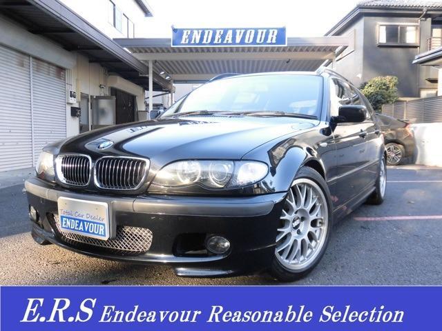 BMW 3シリーズ 325iツーリング Mスポーツパッケージ B...