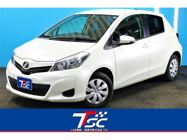 Photo of TOYOTA VITZ F SMILE EDITION / used TOYOTA