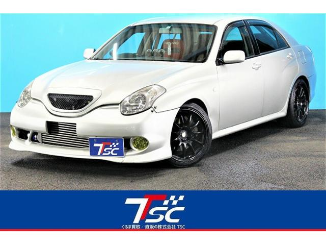トヨタ VR25 HDDナビ 公認5速マニュアル ETC Defi4連メーター HID 車高調 モモステ レカロシート クスコタワーバー HKSターボタイマー 社外インタークーラー WORK18インチアルミ
