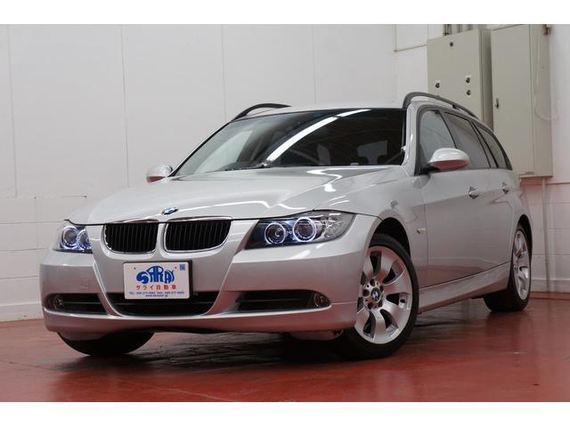 BMW 320iツーリングハイライン 本革ヒーター付き座席 ETC