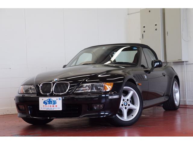 BMW 2.8 パワーシート シートヒーター 本革シート 禁煙車