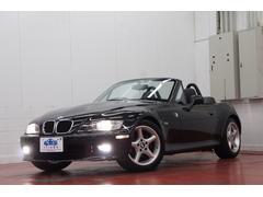 BMW Z3ロードスター2.2i 1オーナー 禁煙車 室内保管 走行1,7万Km