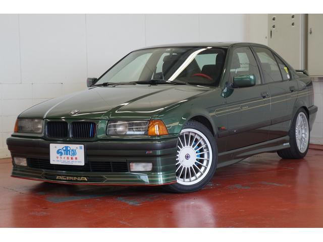 BMWアルピナ B33.0/15MT  ETC  CD  純正アルミホイル
