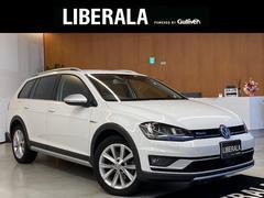 VW ゴルフオールトラックTSI 4モーション アップグレードパッケージ ACC