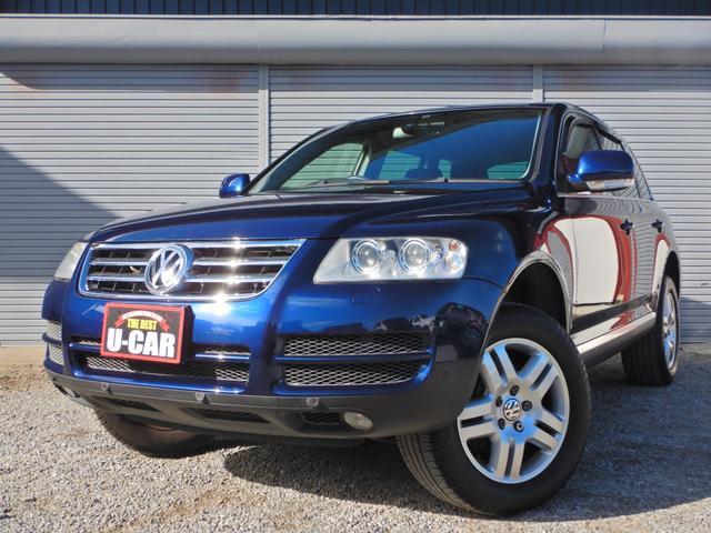 「フォルクスワーゲン」「VW トゥアレグ」「SUV・クロカン」「埼玉県」の中古車