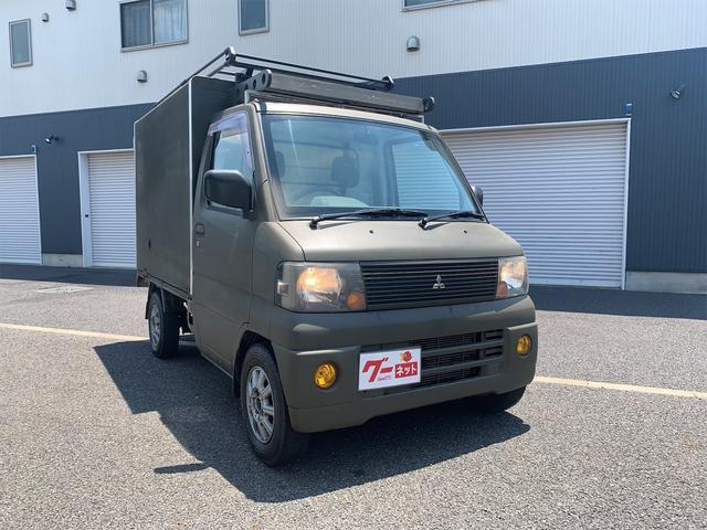 三菱 ミニキャブトラック 4WD パワステ A/C