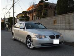 BMW525iツーリングハイラインパッケージ サンルーフ