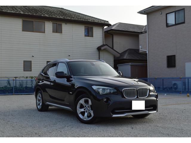 BMW X1 sDrive 18i ハイラインパッケージ