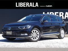 VW パサートヴァリアントTDIエレガンスライン ACC CarPlay 電動テール