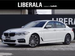 BMW523d Mスポーツ イノベーションPKG ACC HUD