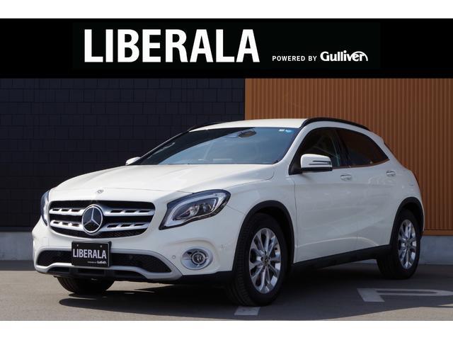 メルセデス・ベンツ GLA180 レーダーセーフティパッケージ 黒半革シート