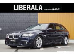 BMW523dツーリング Mスポーツ ACC HUD
