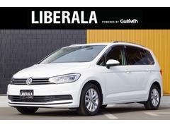 VW ゴルフトゥーランTSI コンフォートライン ACC アップグレードPKG