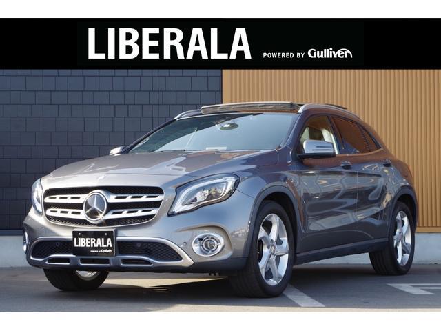 メルセデス・ベンツ GLA220 4マチック プレミアムPKG 黒革 サンルーフ